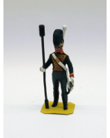 P043 Royal Horse Artillery Gunner 1815 - Painted