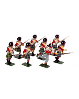 0739 Toy Soldiers Set 92nd Gordon Highlanders Painted