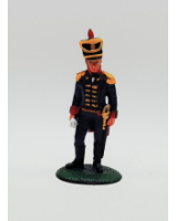 Del Prado 110 Captain Spanish Foot Artillery, 1812 Painted