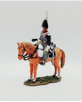 Del Prado 173 Trooper, Dutch Carabiniers, 1815 Painted