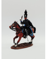 Del Prado 181 Trooper, Brunswick Hussars, 1812 Painted