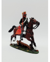 Del Prado 182 Trooper, Austrian Hussars, 1814 Painted