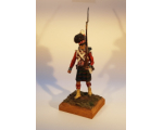 ToL 151 - Private The Black Watch 42nd Highlanders 1815 90mm Painted in matt