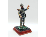 ToL 471 - American Civil War Confederate Army 90mm Foot Painted in Matt with Wooden base