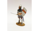 Sir Thomas Dagworth - 75mm Tradition Foot Knight