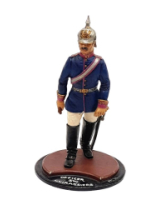 Series 77 - 14-7-2 Officer 5th Cuirassiers - Painted in Matt