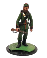 Series 77 - 8-1 Private Queen's Own Rifles - Painted in Matt