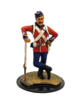 Series 77 - 8-8 Private 88th Fusiliers - Painted in Matt