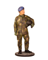 AL54 04 T.S. Pilot Army Aviation Painted