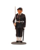 AL54 36 T.S. Officer in M87 Painted