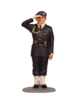 AL54 37 T.S. Officer in the Air Force Painted