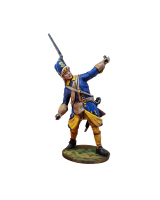 DO-J-006 - Swedish Grenadier throws Grenade - Digital-Sculpt-Figures - 54mm Kit