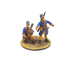 DO-J-007 - Swedish Grenadiers with grenade launcher - Digital-Sculpt-Figures - 54mm Kit