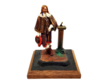 Barton Miniatures - K13 Aramis 1641 - 90mm Painted