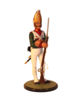 Sqn80 061 Private Pavlov Grenadiers Russia 1812 Painted