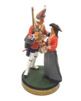 ToL 473 - British Grenadier with Sutleress 90mm Foot Kit/ Unpainted
