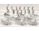 30mm Gottstein - 001 - Assyrian and Babylonian AS1-22 unpainted