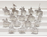 30mm Gottstein - 002 - Charles the Great 1/2  Mi 1-16 unpainted