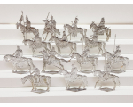 30mm Gottstein - 003 - Charles the Great 2/2  Mi 17-30 unpainted