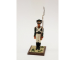 ToL 482 - Private The Russian Army Napoleonic War Painted on metal base