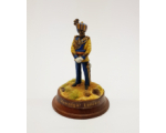 ToL 488 - Officer Mawangar Lancers c.1897 Painted on wooden base