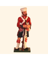1103-4 Toy Soldier Sergeant 42nd Highland Regiment Black Watch Kit