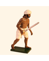 1105-2 Toy Soldier Mutineer advancing with Sword Kit