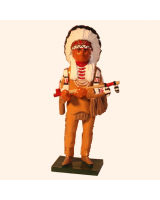 1200-1 Toy Soldier Sitting Bull Kit