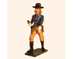 1203-1 Toy Soldier Set George Armstrong Custer in action Kit