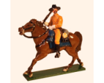 1207-1 Toy Soldier Officer 7th Cavalry Regiment Kit