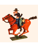 1207-3 Toy Soldier Trooper 7th Cavalry Regiment Kit