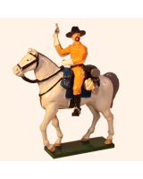 1208-1 Toy Soldier Officer 7th Cavalry Regiment Kit