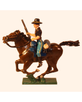 1209-2 Toy Soldier Trooper on the lookout 7th Cavalry Regiment Kit