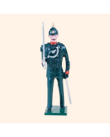 020 1 Toy Soldier Officer 2nd Gurkha Rifles 1900 Kit