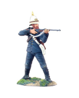 20081 British Natal Mounted Police Standing Firing No.1 - WBritain William Britain