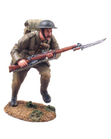23014 - 1916 British Infantry Advancing No.1 - WBritain William Britain