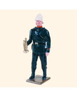 029 2 Toy Soldier Bugler The Kings Royal Rifle Corps Egypt 1882 Kit