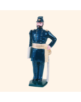 030 4 Toy Soldier Union General in kepi Kit