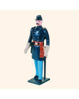 030 6 Toy Soldier Staff Officer Kit