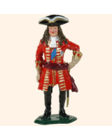 0303 Toy Soldiers Set The Duke of Marlborough Painted