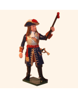 0304-1 Toy Soldier Officer of the Marlborough Artillery Kit