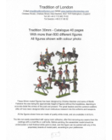 Tradition 30mm Figures Catalogue - Order Paper or PDF further down right!