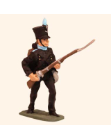 E 020 Light Infantryman advancing 30mm Willie Foot Kit