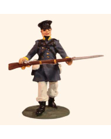 E 048 Landwehr Infantryman 30mm Willie Foot Kit