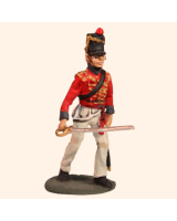 E 059 Kings German Legion Officer on 30mm Willie Foot Kit