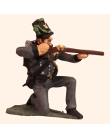 E 060c KGL Rifleman Kneeling 30mm Willie Foot Kit