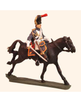 E 120 Grenadier a Cheval 30mm Willie Mounted Kit