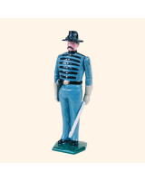0041 7 Toy Soldier Virginia Cavalryman Kit