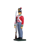44001 Private, 54th Regiment of Foot, 1812-1815