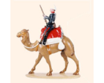 058 02 Toy Soldier Gunner on Camel Kit